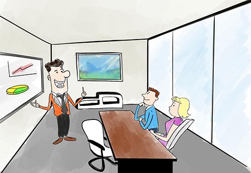 Besprechungsräume - wenn du sie brauchst